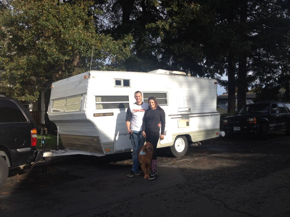 We Bought a Trailer